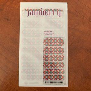 Jamberry March 2015 Hostess Wrap. Full sheet.